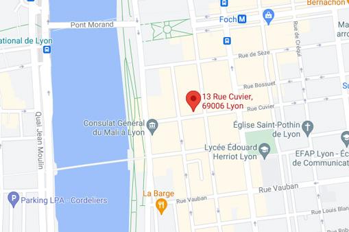 Ouverture de consultations d'urologie en centre ville de Lyon